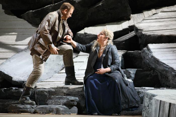 Lyric Opera of Chicago - Les Troyens Dress Rehearsal