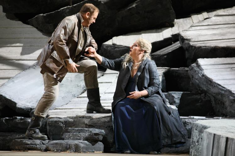 Lyric Opera of Chicago - Les Troyens Dress Rehearsal