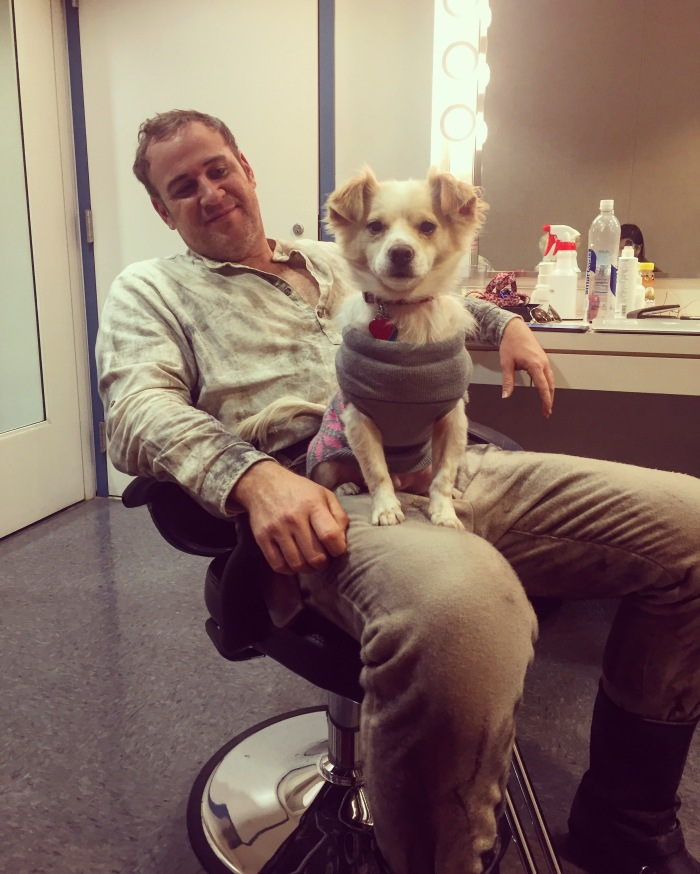 Backstage with Teemo at the Chicago Lyric Opera