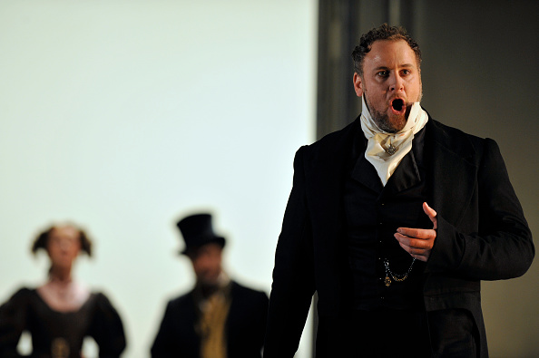 UK-Wolfgang Amadeus Mozart's Le Nozze Di Figaro at the Royal Opera House in London